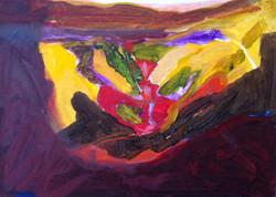 Georgie Rey - 7 Cascades Viewpoint