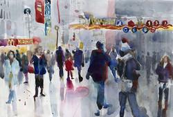 Dorrie Rifkin - Times Square
