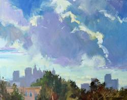 Suzie Greer Baker - City View