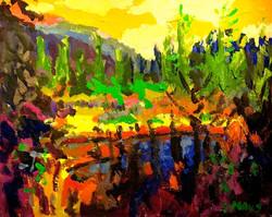 Brian Simons - Beaver Pond