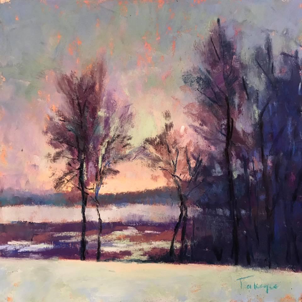 Takeyce Walter - Distant Glow