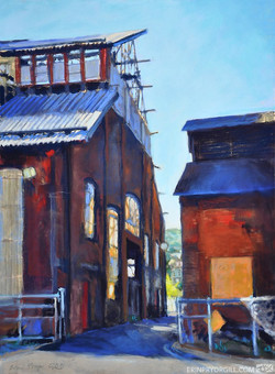 Erin Gill - Behind the Steel Stacks