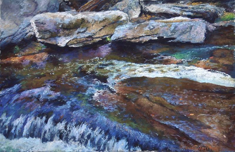 Jeff Fioravanti - Simple Pleasures (Kaaterskil Creek, New York)