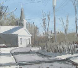Matt Chinian - Center White Creek Lane