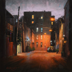 Gavin Glakas - Chinatown Lights (O and Naylor)