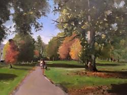 Mike Samson - Ellington Park