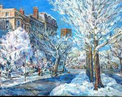 Irina A. Pisarenko - Commonwealth Avenue, Boston
