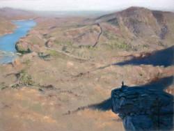 Christopher Reid - Mountain Lookout