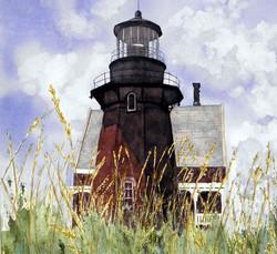 Liz McGee - Block Island Lighthouse