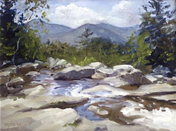 Douglas Howe - Mountain Stream