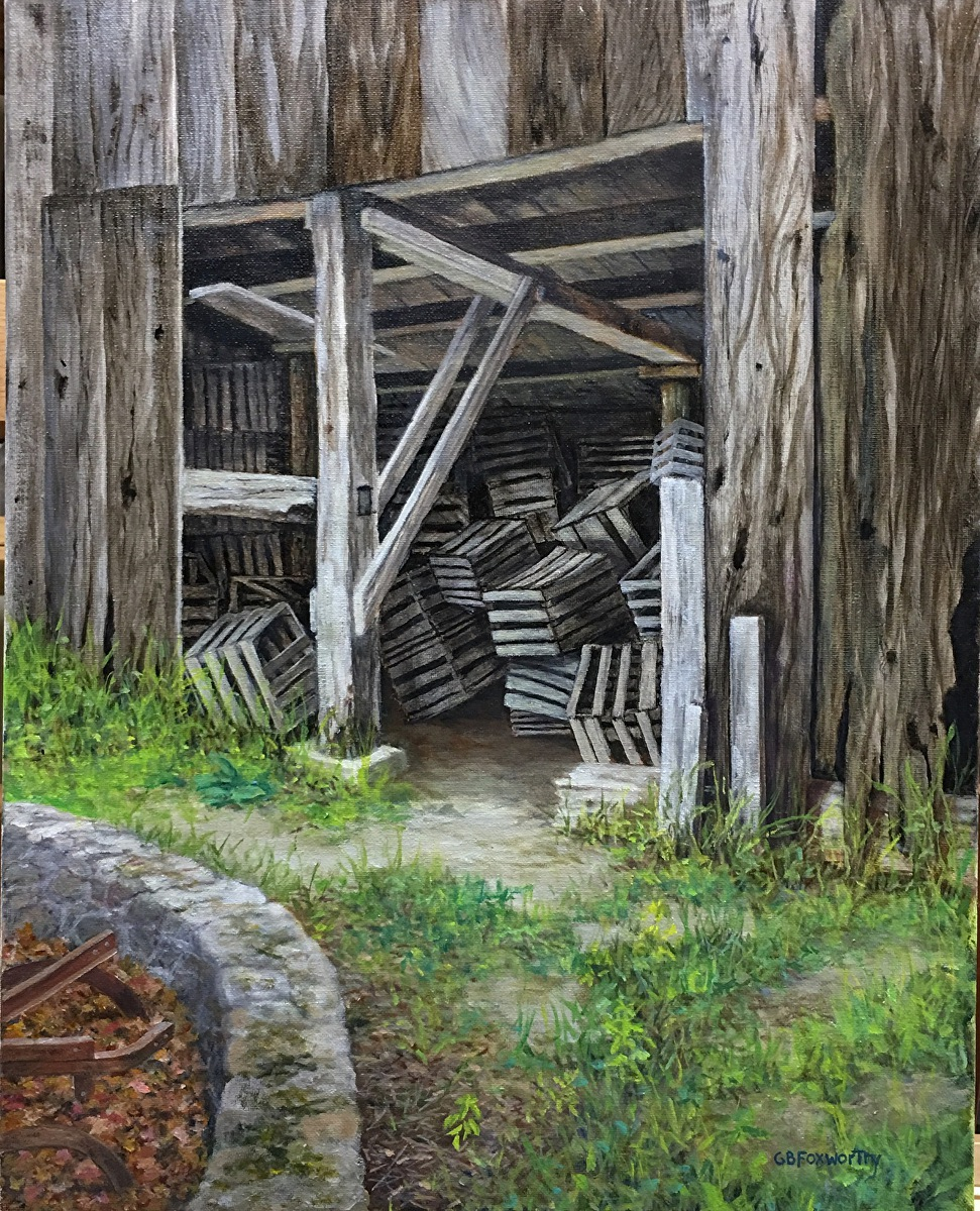 Bruce Foxworthy - The Broken Crates At Long's Apple Orchard