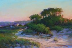 Lana Ballot - Harbor Sunset