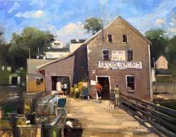 Olena Babak - Eaton's Boatyard