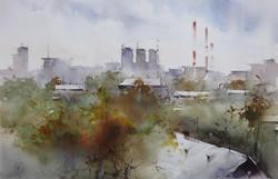 Ilya Ibryaev - Autumn in the City
