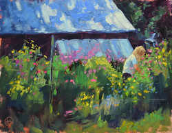 Dottie T. Leatherwood - Cutting Garden