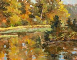 Chris Willey - Brush Creek Eastside Fall