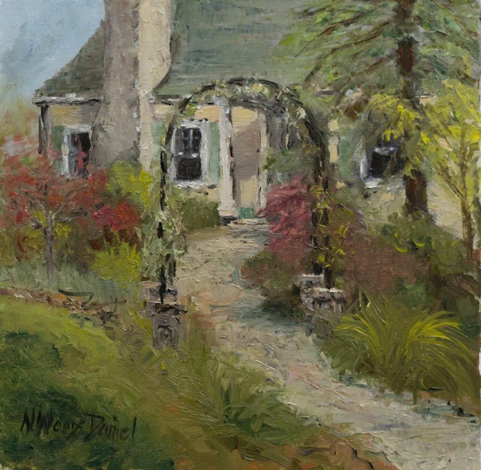 Nancy Woods Daniel - A Welcoming Home