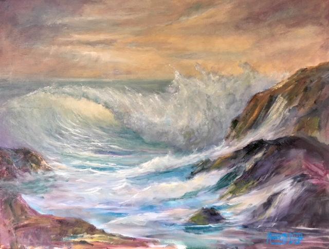 Annette D McGowan - Evening Calm