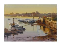 Andy Evansen - Gloucester Sunset