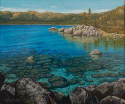 John Nichols - Sand Harbor