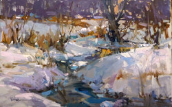 Lori Putnam - Snow Shadows