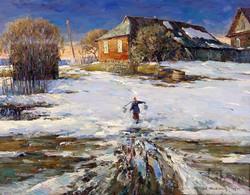 Alexander Shevelev - Wet snow. Colokolusha. Holst