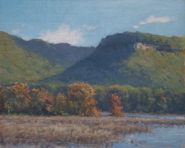 Joshua Cunningham - Autumn in the River Bottom