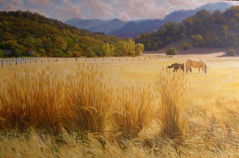 Timothy David Dixon - Warm Springs Gold