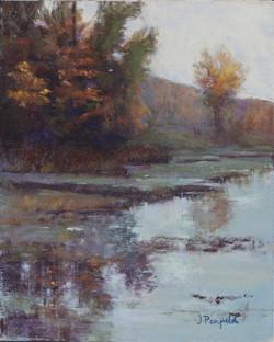 Jane Penfield - Bolton Pond