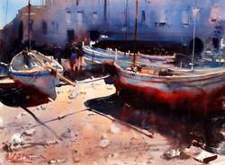 Alvaro Castagnet - Boats