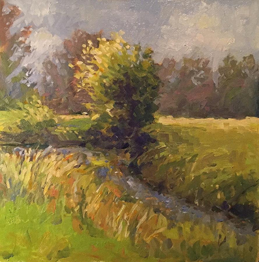 Barb Walker - Summer Creek