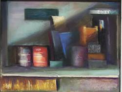 Jane Wright Wolf - The Loading Dock, Englewood, NJ