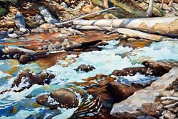 Mick Williams - Fallen (watercolor)