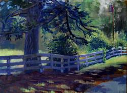 Ed Cahill - Farm Fence