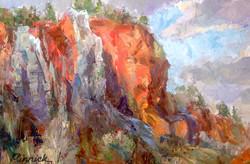 Brenda Pinnick - Ladd's Mountain