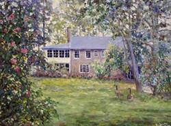 Ramona Dooley - Eleanor Roosevelt's Home (Val-Kill Cottage)