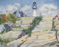 Douglas Howe - Rock Bound Coast
