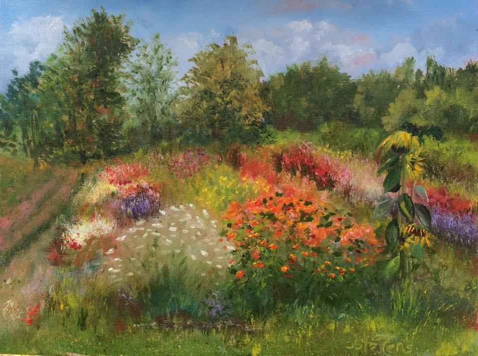 Julia Norton Stevens - Whimsy Flower Farm