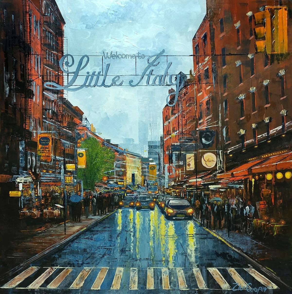 Ziv Cooper - Little Italy