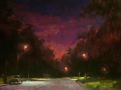 Suzie Greer Baker - Evening Walk