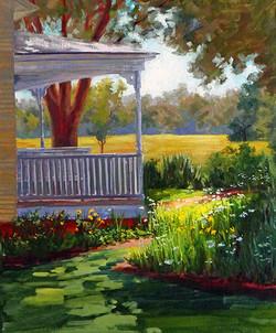 Nancy Paris Pruden - Hollee's Porch