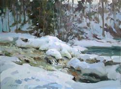 Alexander Zimin - Forest River