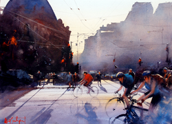 Alvaro Castagnet - Bikers