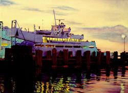 John Bayalis - Cape May - Lewes Ferry