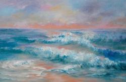 Donna Pierce-Clark - Ocean Waves