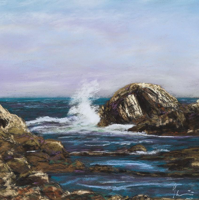 Pascal Gauthier - Marine Rocks (Rochers Marins)