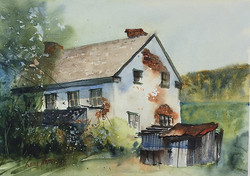 Lena Thynell - The Old Farm House