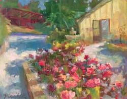 Brenda Pinnick - Roses at Autumn Hill