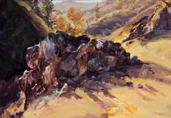 John Killmaster - On Black's Creek Road, Idaho