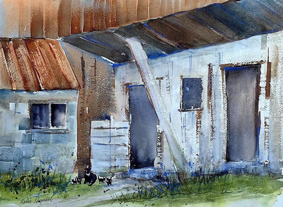Lena Thynell - Hodge Barn Kittens